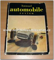 Annual Automobile review No.1  - 1953 - 1954