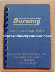 Duramin Light alloy bodywork