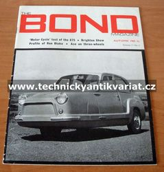 Bond Magazíne