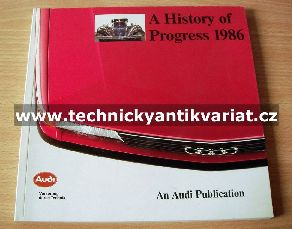 Audi A History of Progress 1968