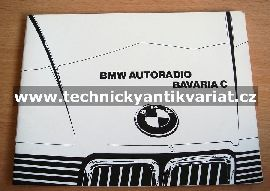 BMW Autoradio Bavaria C