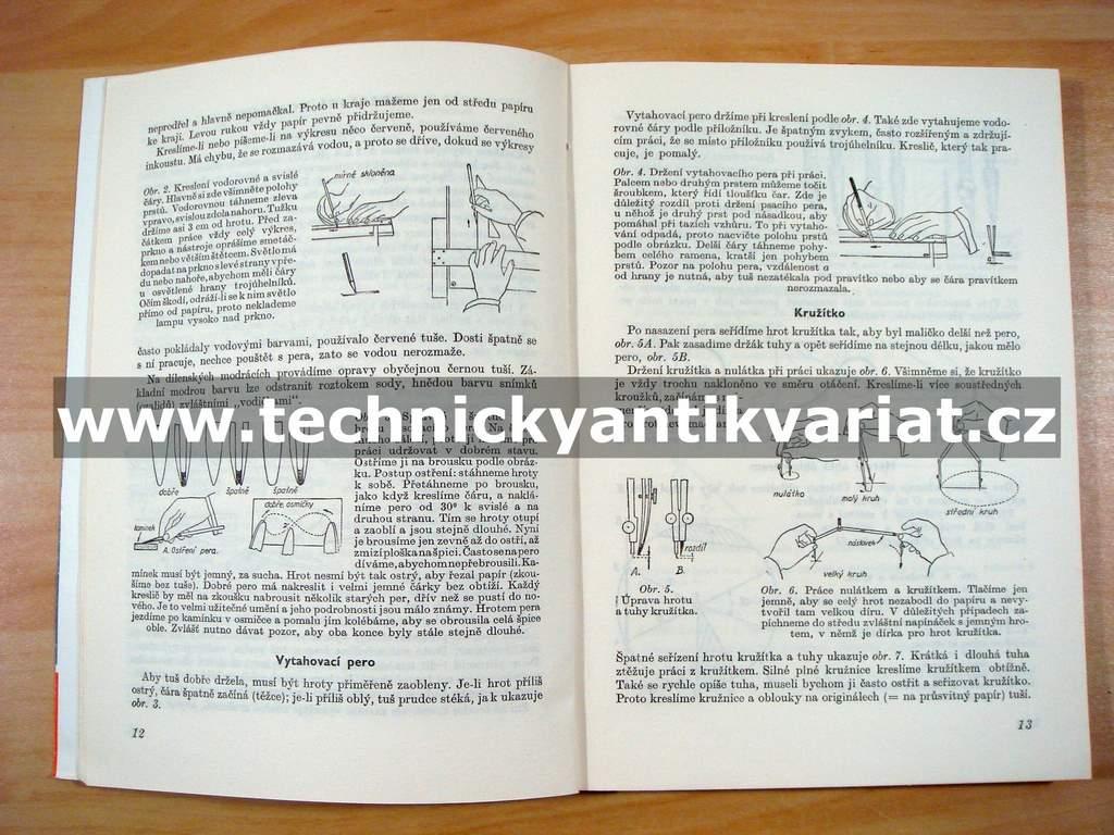 Jak Cist Technicke Vykresy Technicky Antikvariat Vice Nez Jen Knihy