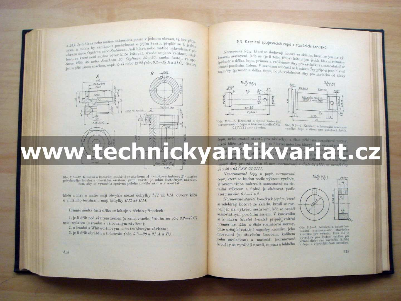 Technicke Kresleni Technicky Antikvariat Vice Nez Jen Knihy