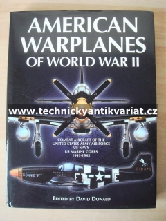American warplanes of World War II (1995)
