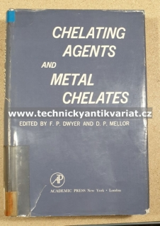 Chelatin agents and metal chelates - Dwyer (1964)