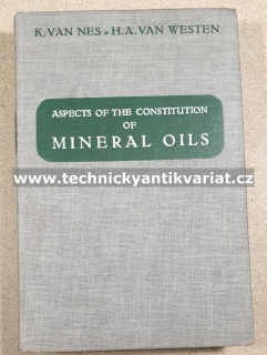 Aspect of the constitution of Mineral Oil - Nes, Westen (1951)