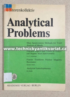 Analytical problems (1981)