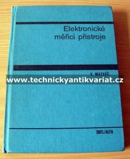 Elektrické měřící přístroje